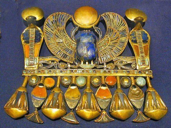Химическая посуда в Древнем Египте